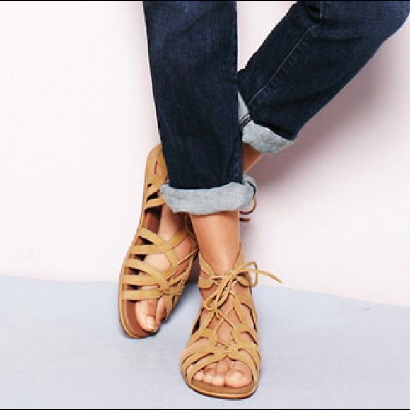 8fd54e10bc14 Gentle Souls Shoes - Gentle Souls Break My Heart Gladiator Sandals